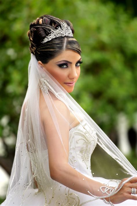 bride hair picture 9