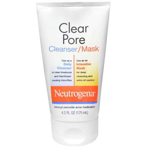 healthy skin free neutrogena cleanser mask picture 2