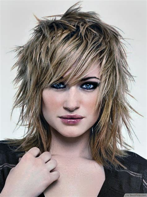 punk hair styles for girls picture 11