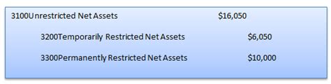 finance restricted and unrestricted net in health picture 4