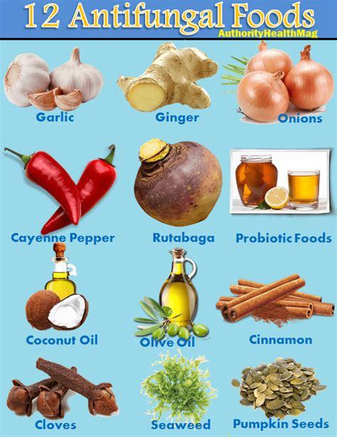 anti fungal diet picture 2