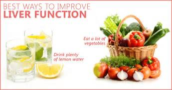improve liver function picture 1