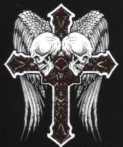 affliction cross myspace layouts picture 3