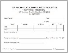 contact prescription picture 1
