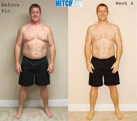 4 week weight loss picture 4