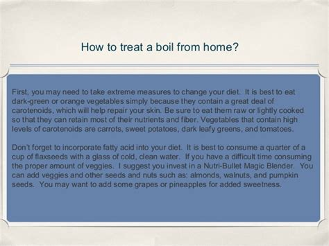 treating a boil picture 5