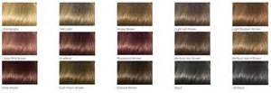 clariol hair color chart picture 5