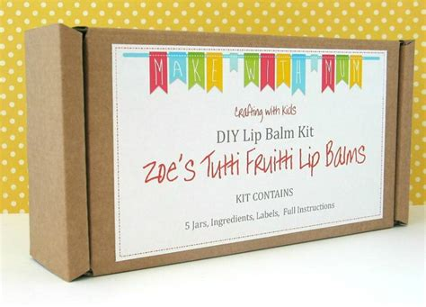 lip gloss making kit for kids picture 10