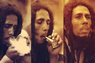 bob marley smoke two bongs and 4 blunts picture 5