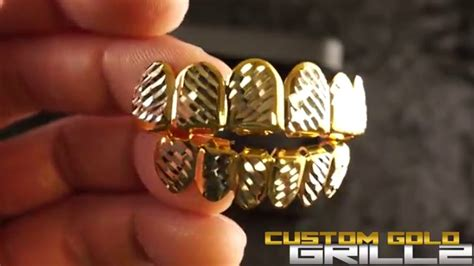 wholesale custom gold teeth grills picture 18