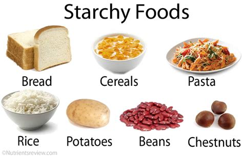 foods high in starch picture 1