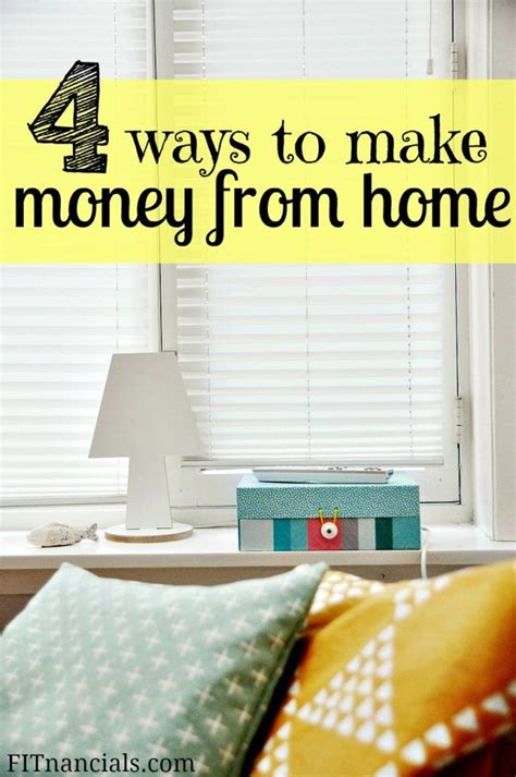 ways to make money from home picture 10