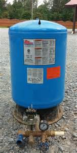 no water in the bladder tank on well picture 9