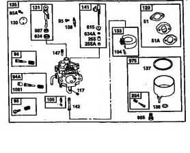 briggs 185432 mikuni carb view picture 3