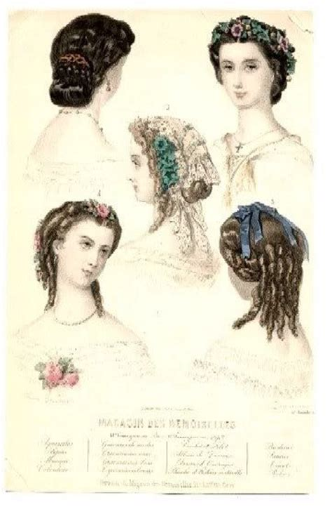 1850 hair style picture 2