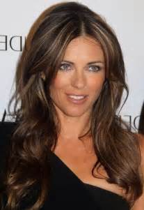 dark hair with blonde highlights picture 10