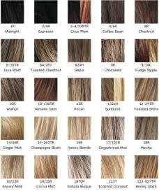 revlon hair color chart picture 7