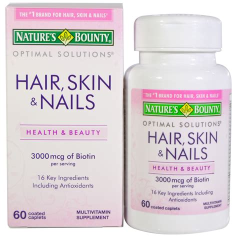 hair skin and nail vitamins by biosol picture 5