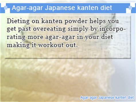 agar agar weight loss+ japan picture 1