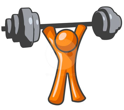 free muscle man clipart picture 17