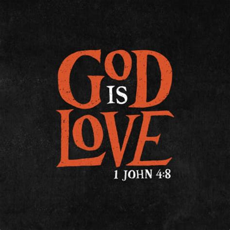 what god is love an good health in picture 8