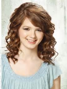 curly hair hairstyles picture 1