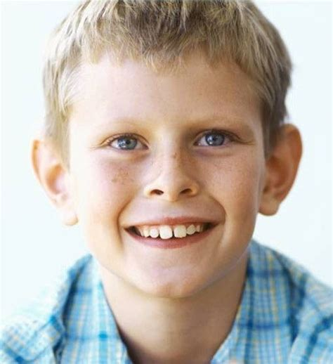 11 year old boy hair cuts picture 6