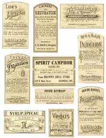 your own labels for herbal products and picture 12