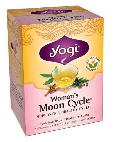 yogi moon cycle tea and ovarian cysts picture 2