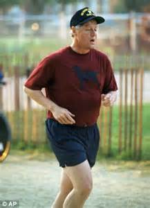 did president clinton changed his diet after byp picture 13