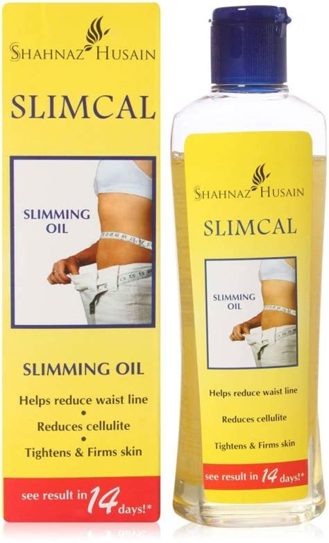 shahnaz husain slimcal slimming oil review picture 1