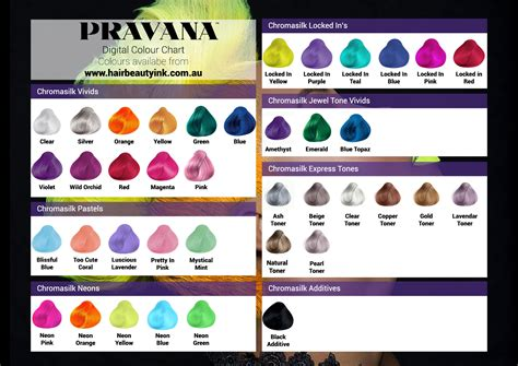 where can i purchase pravanna chromasilk vivids professional picture 3