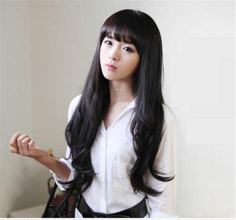 asians dark hair picture 13