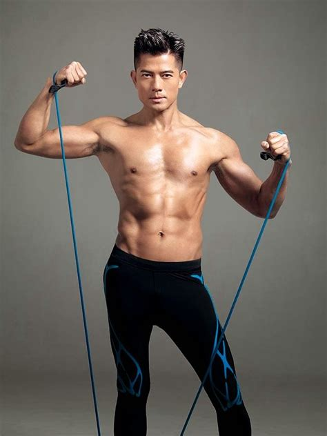 aaron kwok body weight picture 2