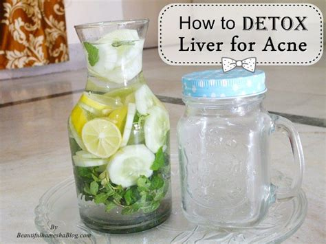 liver detox that rids acne picture 1