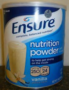 are ensures nutritional drinks good for muscle recovery picture 3