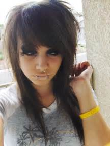 emo girl hair picture 2