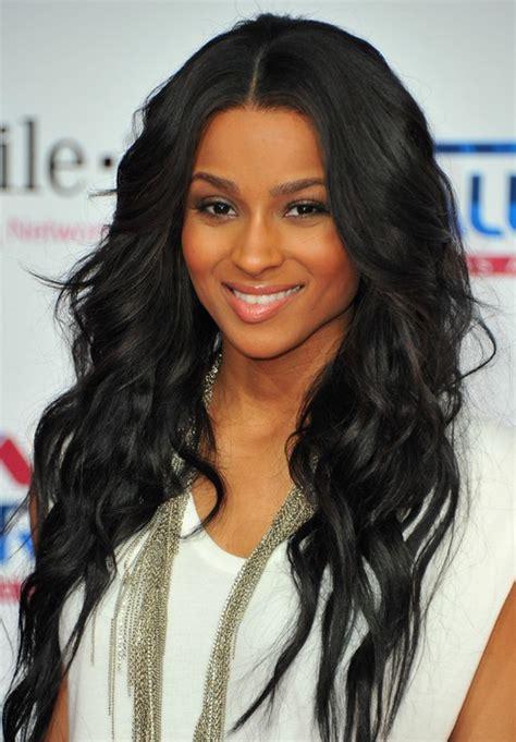 ciara black hair picture 1