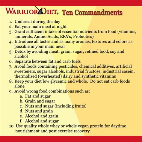 warrior diet results for women picture 3