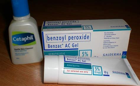 what does benzoyl peroxide and boils picture 1