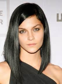 black hair styles and colors picture 3