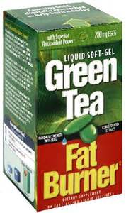 sigma fat burner green tea picture 2