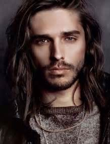 pictures of men with long hair picture 1