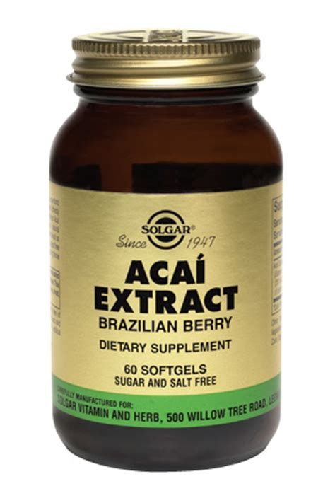 acai extract with picture 2