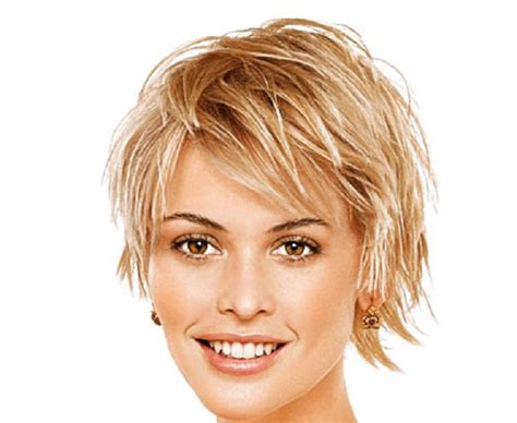 women's short hairstyles fine hair picture 2