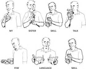 asl sign for diet picture 6