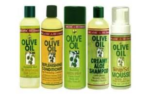 take briness out of hair with olive oil picture 1