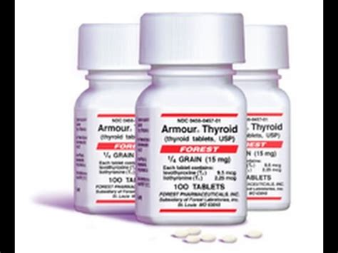 amour thyroid medication picture 2