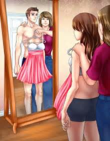 make me into a girl feminization sissy breast picture 5