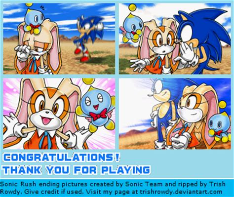 sonic and cream fanfic picture 10